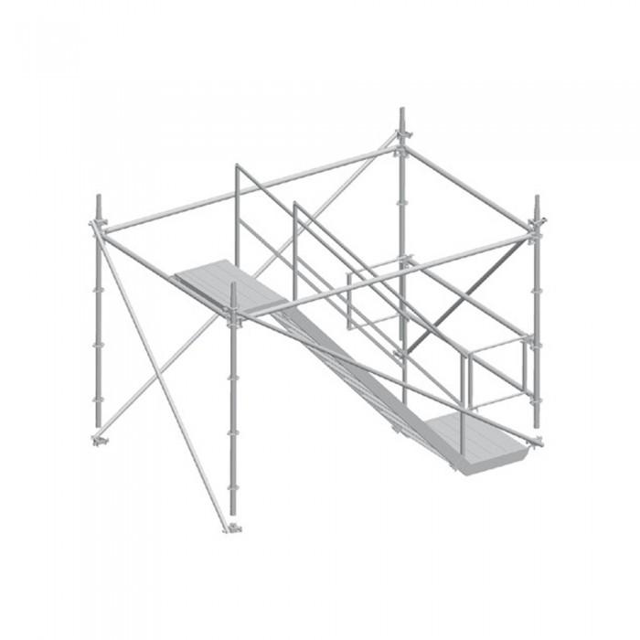 Nivel Intermedio Escalera de Acceso 3x2m
