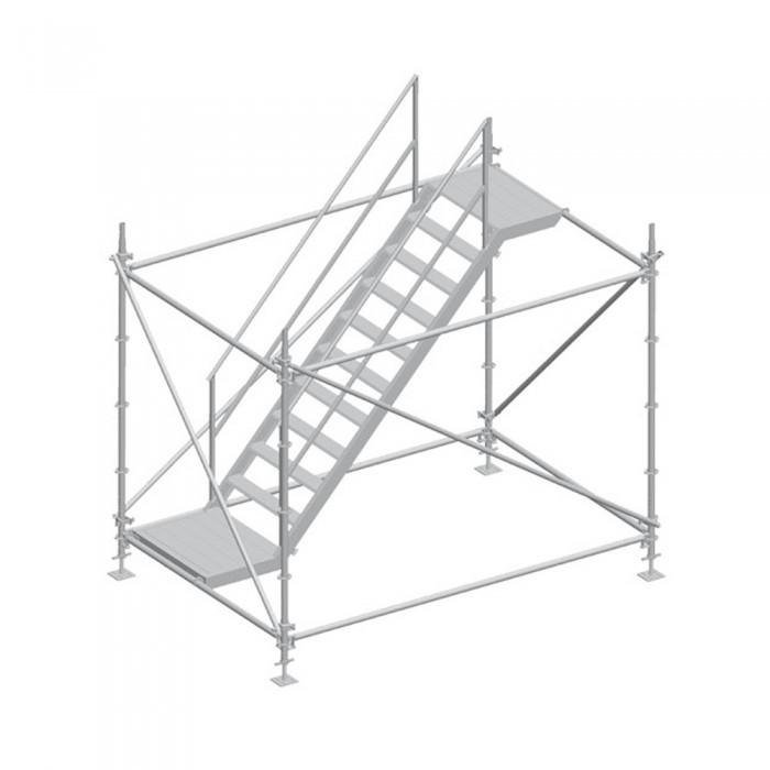 Nivel de Inicio Escalera de Acceso 3x2m