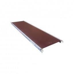 Plataforma alu/fenolico sin trampilla