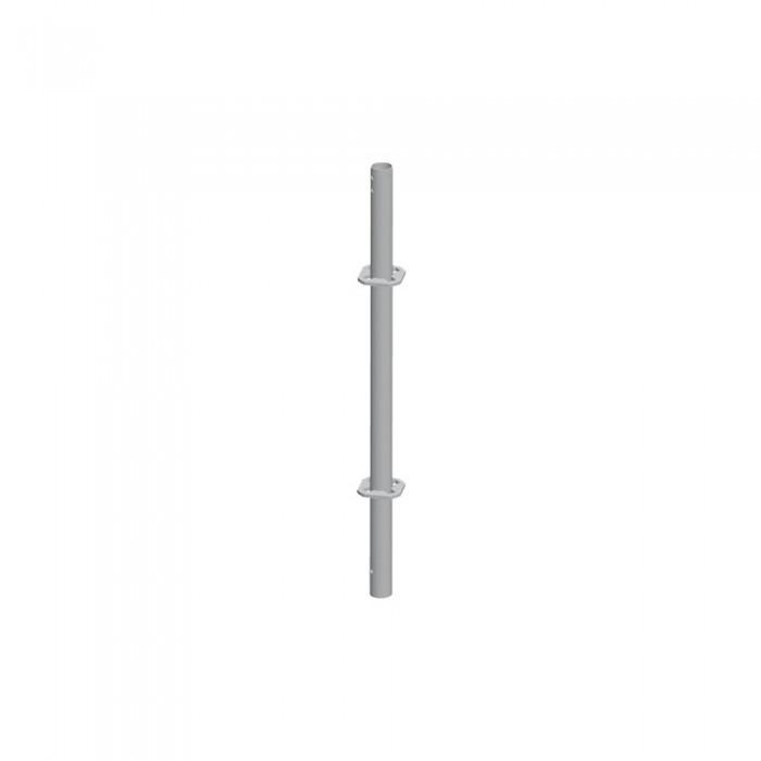 Montante sin Conector Galvanizado 1m