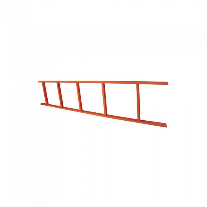 Escalera Metálica Pintada
