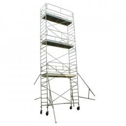 Torre Móvil Acero Evolis 300